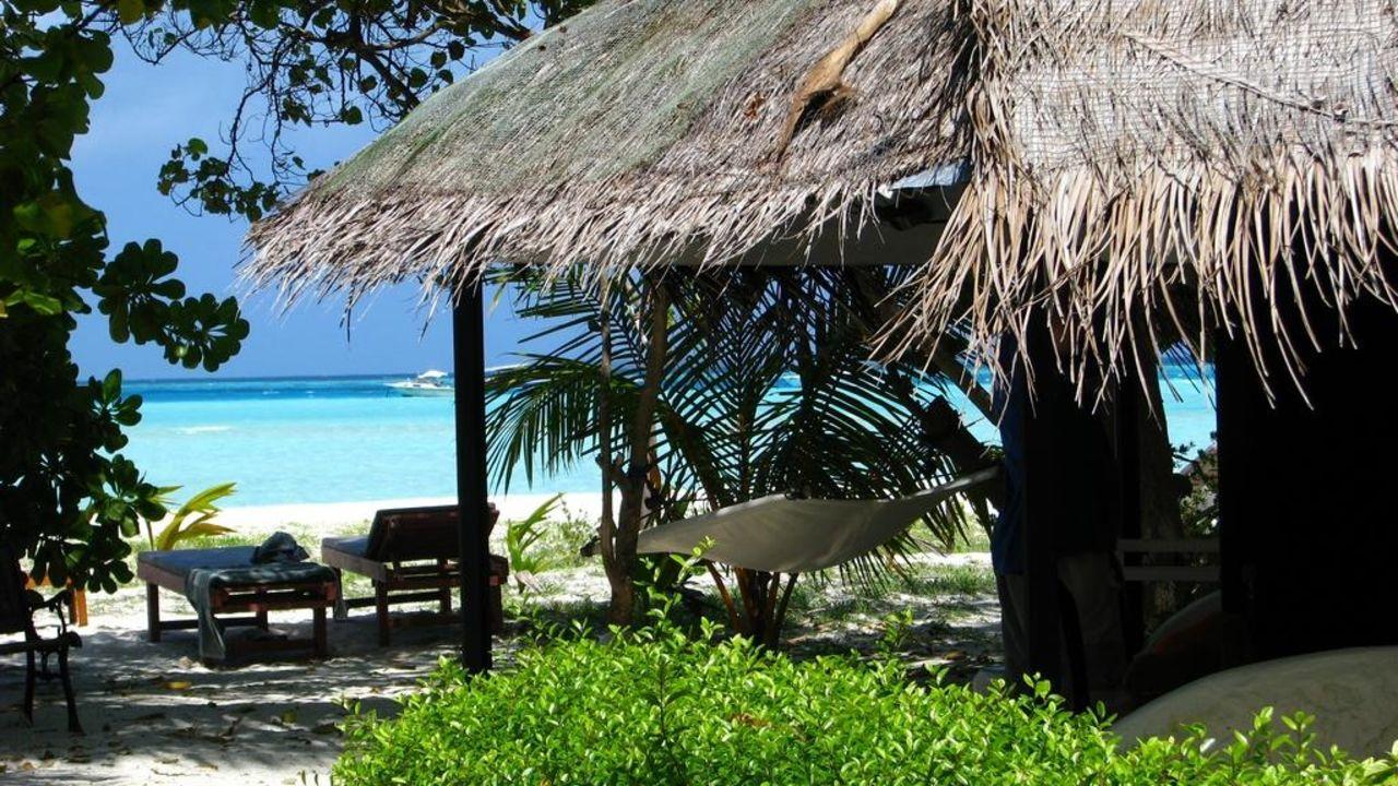 Rihiveli Beach Resort Bewertung