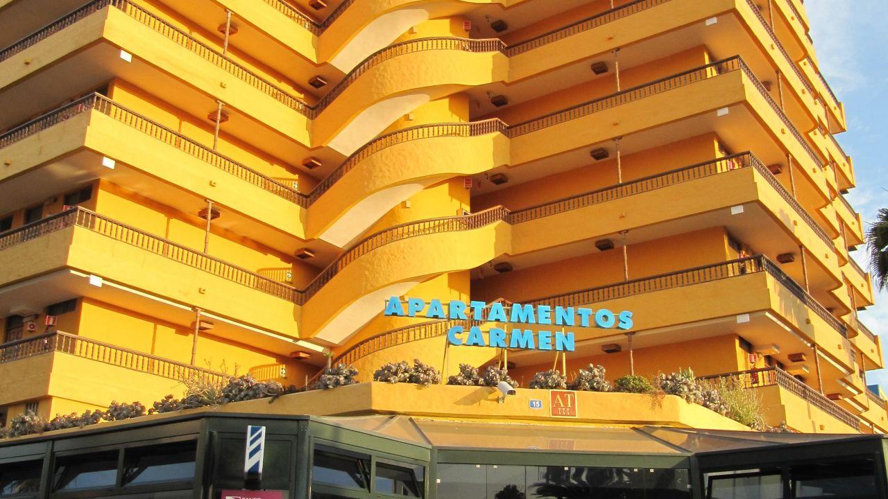 Apartamentos carmen geschlossen playa del ingles holidaycheck gran canaria spanien - Apartamentos monterrey playa del ingles ...