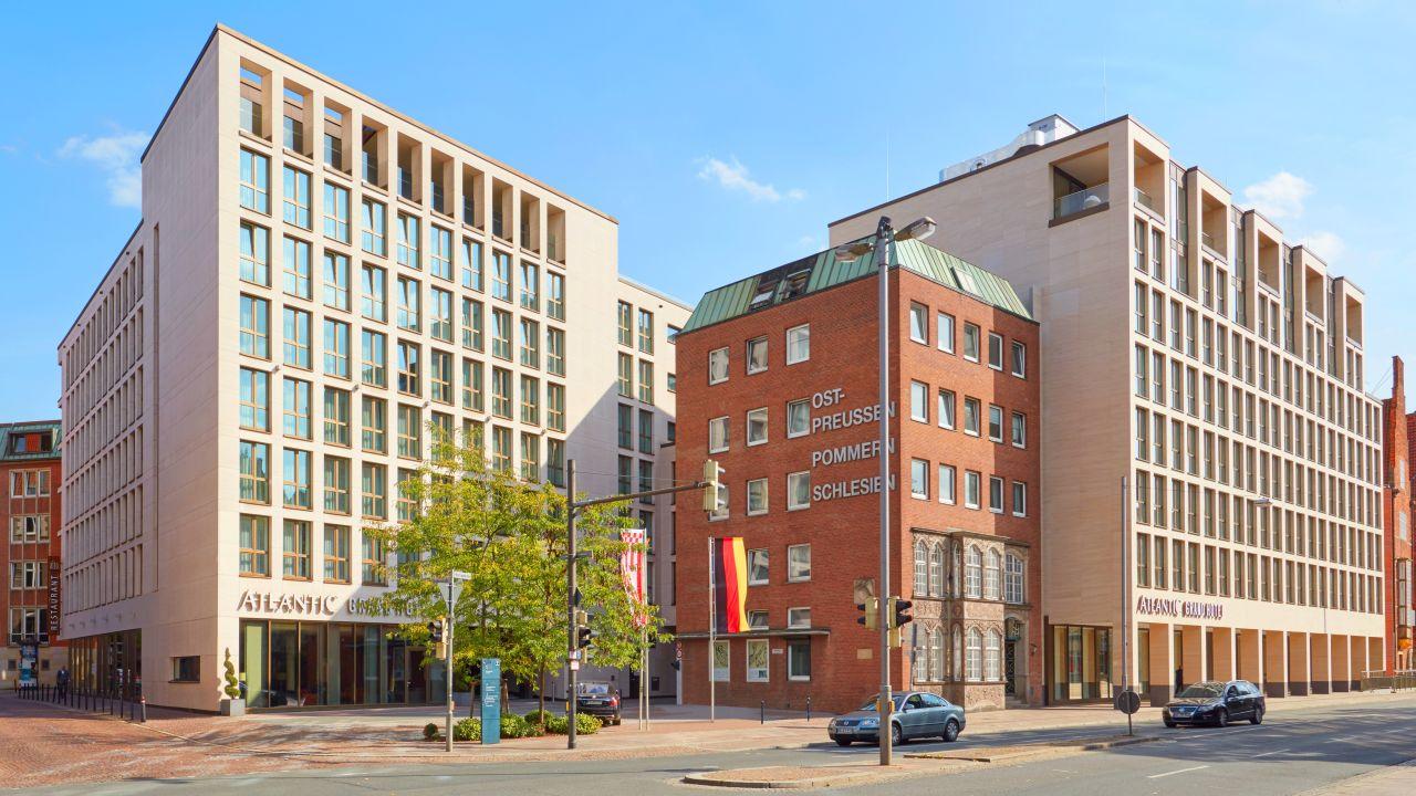 Atlantic Grand Hotel Bremen Bewertung