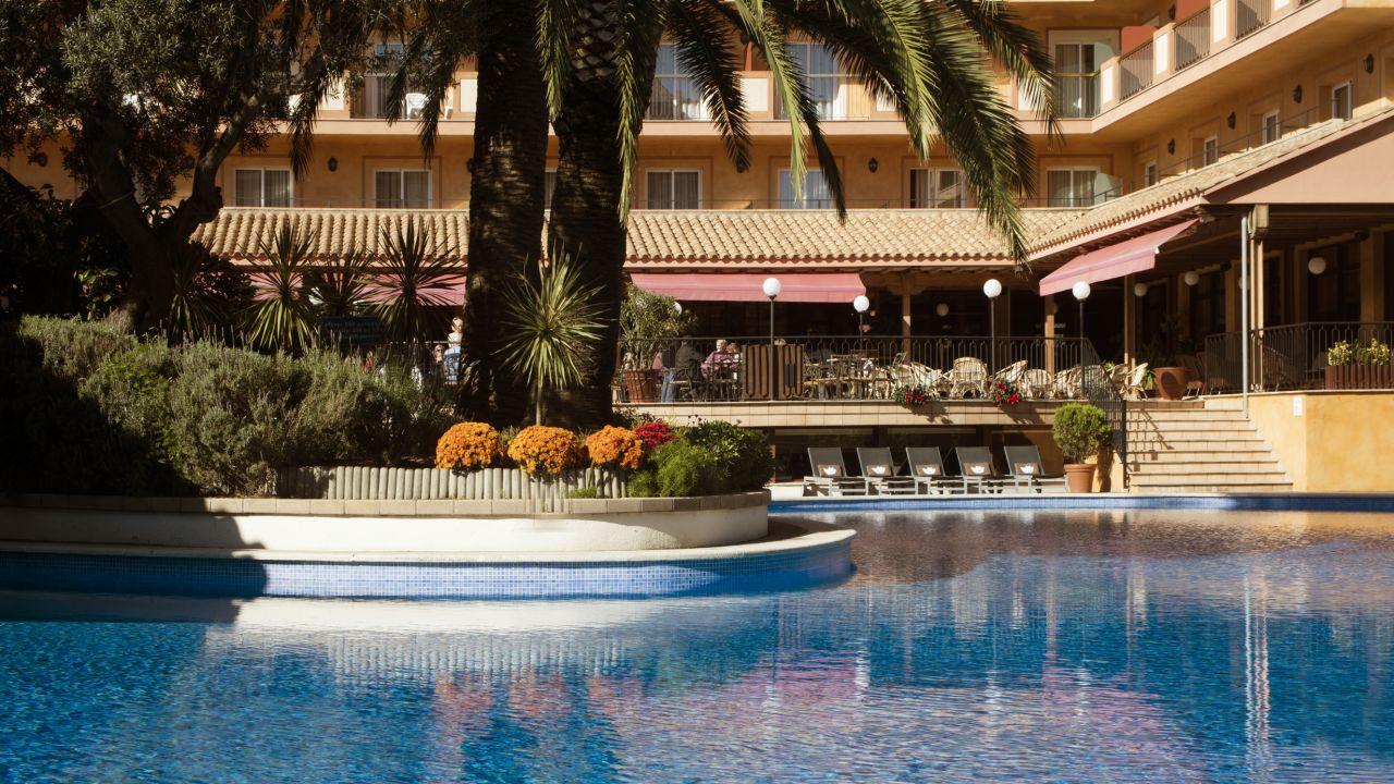 Hotel Luna Park Malgrat De Mar Holidaycheck