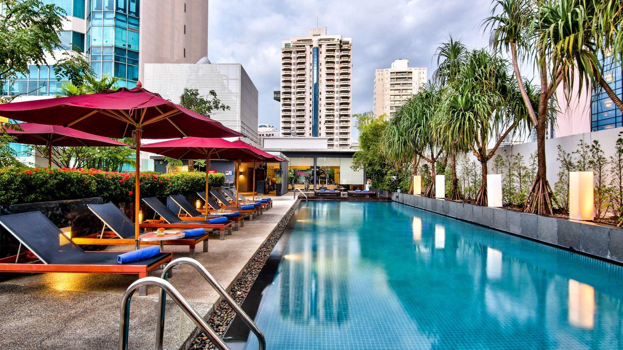 Das Park Plaza Bangkok Soi 18 ist ein 4* Hotel und kann jetzt ab 655€ gebucht werden