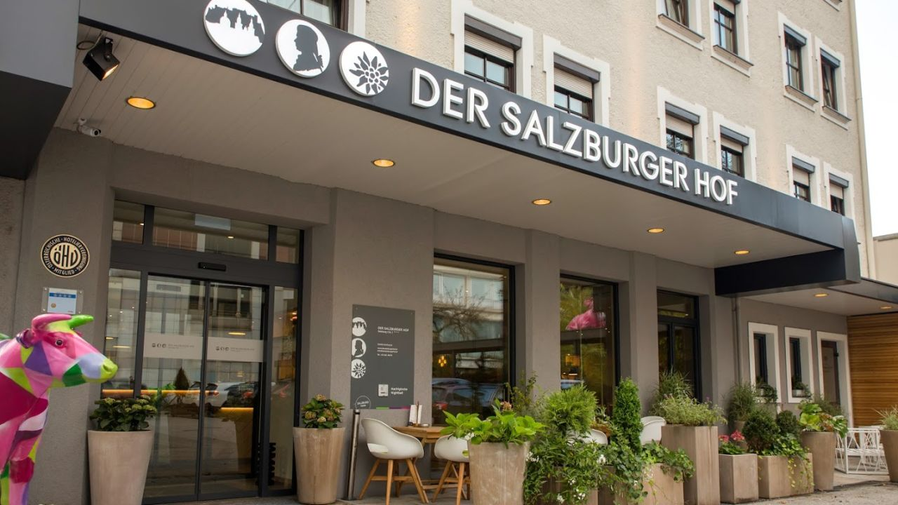 Hotel Der Salzburger Hof Salzburg Holidaycheck Salzburger Land