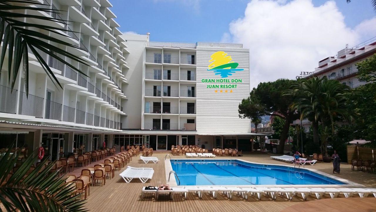 Hotel Don Juan Lloret De Mar Bewertung