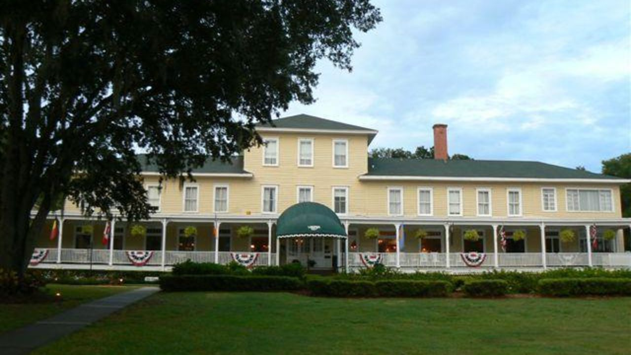 Hotel Lakeside Inn Mount Dora (Mount Dora) • HolidayCheck (Florida ...