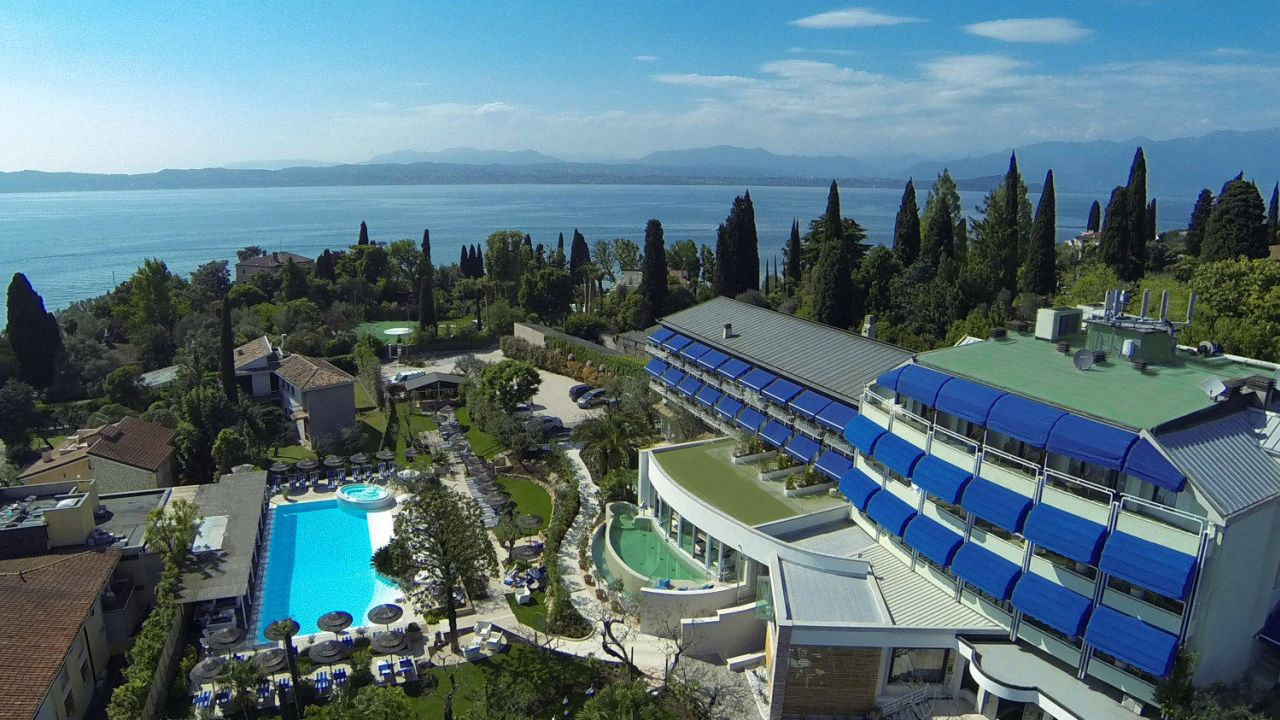 Hotel Olivi Thermae And Natural Spa Sirmione