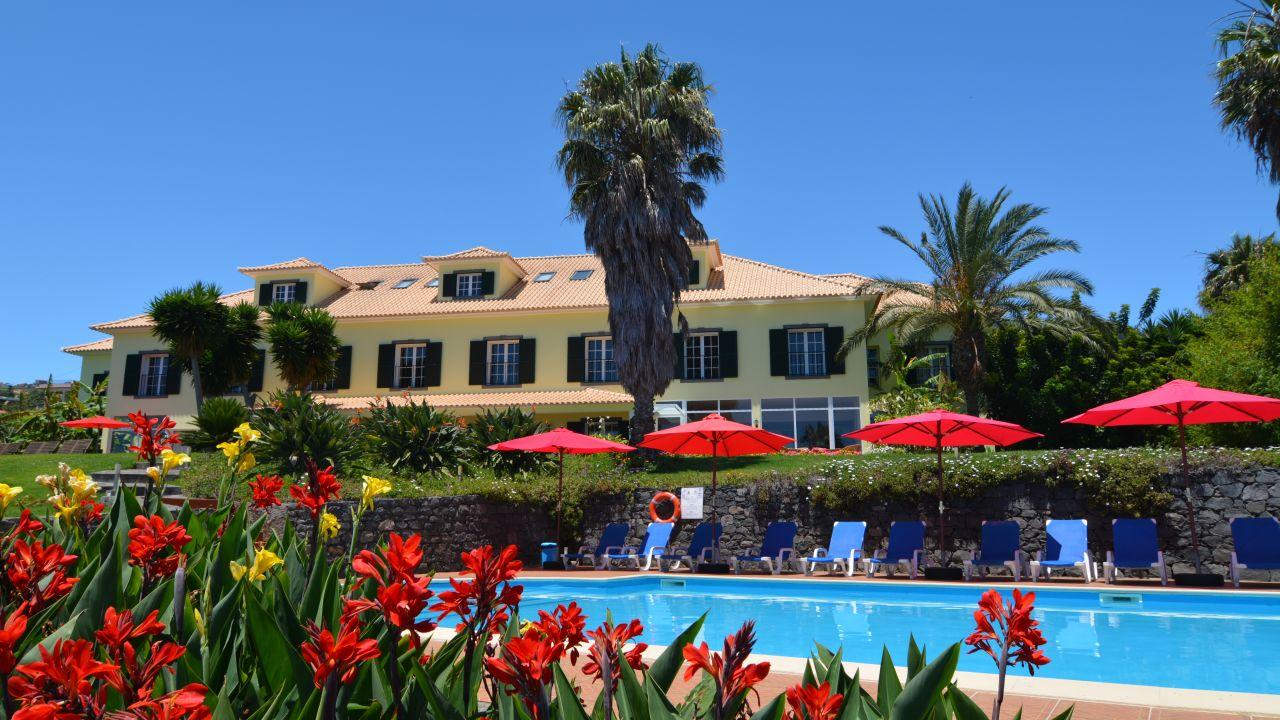 Hotel Quinta Alegre (Estreito da Calheta) • HolidayCheck (Madeira ...