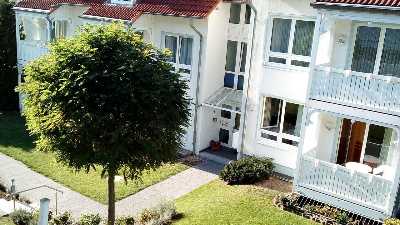 Apartmenthaus Binzer Sterne Haus 1 Binz Auf Rugen Holidaycheck