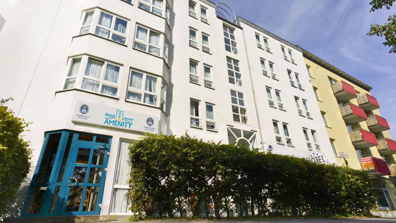 Hotel Amenity Munchen Munchen Holidaycheck Bayern Deutschland