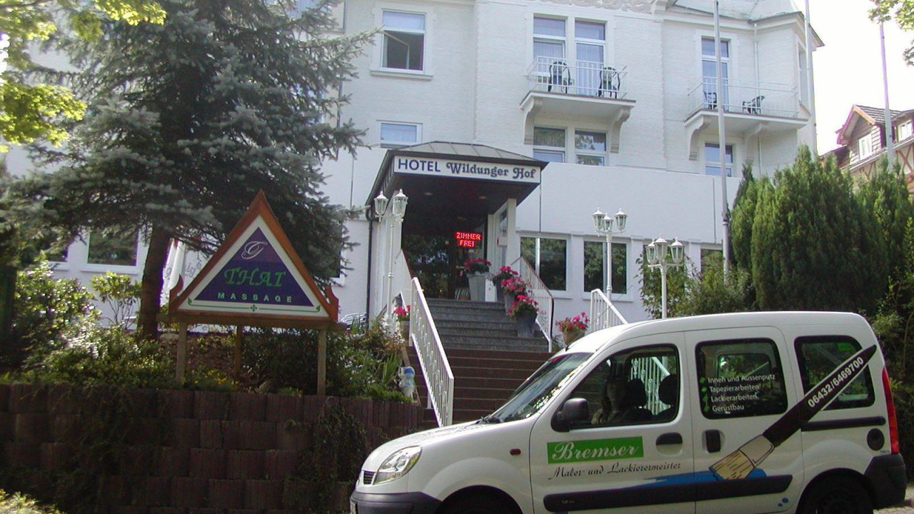Bad Wildungen Hotel Mit Haustiere