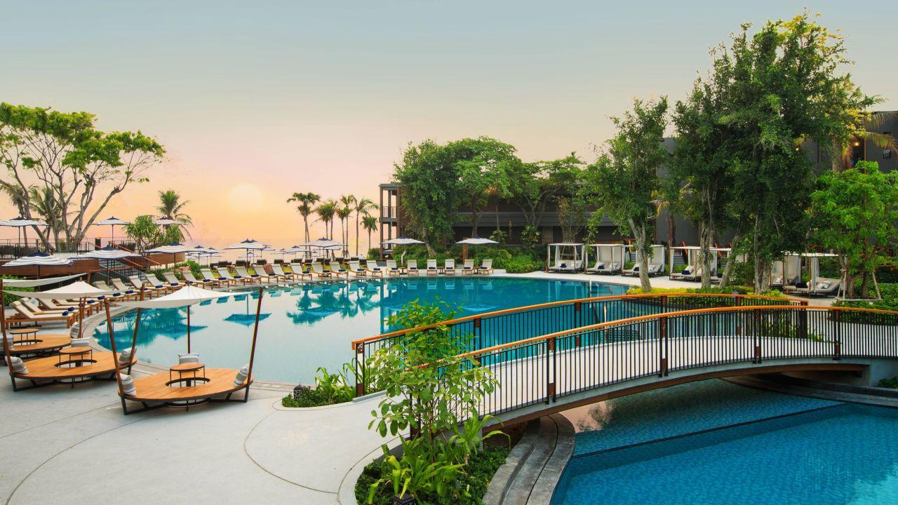 Hua Hin Marriott Resort Spa Hua Hin Holidaycheck Hua Hin Cha