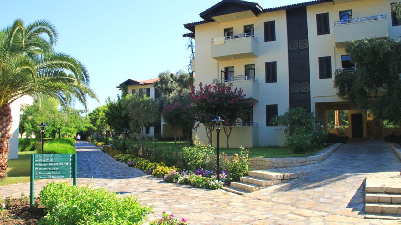 Hotel Melas Holiday Village Bewertung