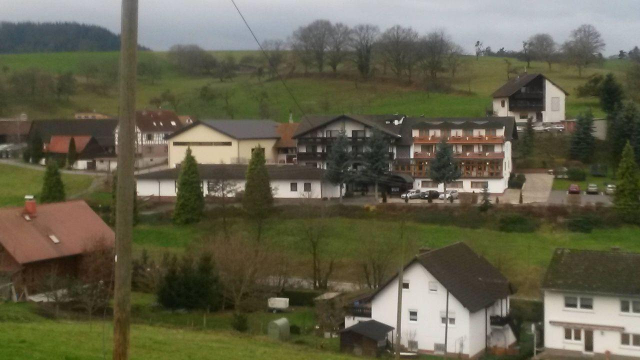 Hotel Berghof Reichelsheim Odenwald Holidaycheck Hessen