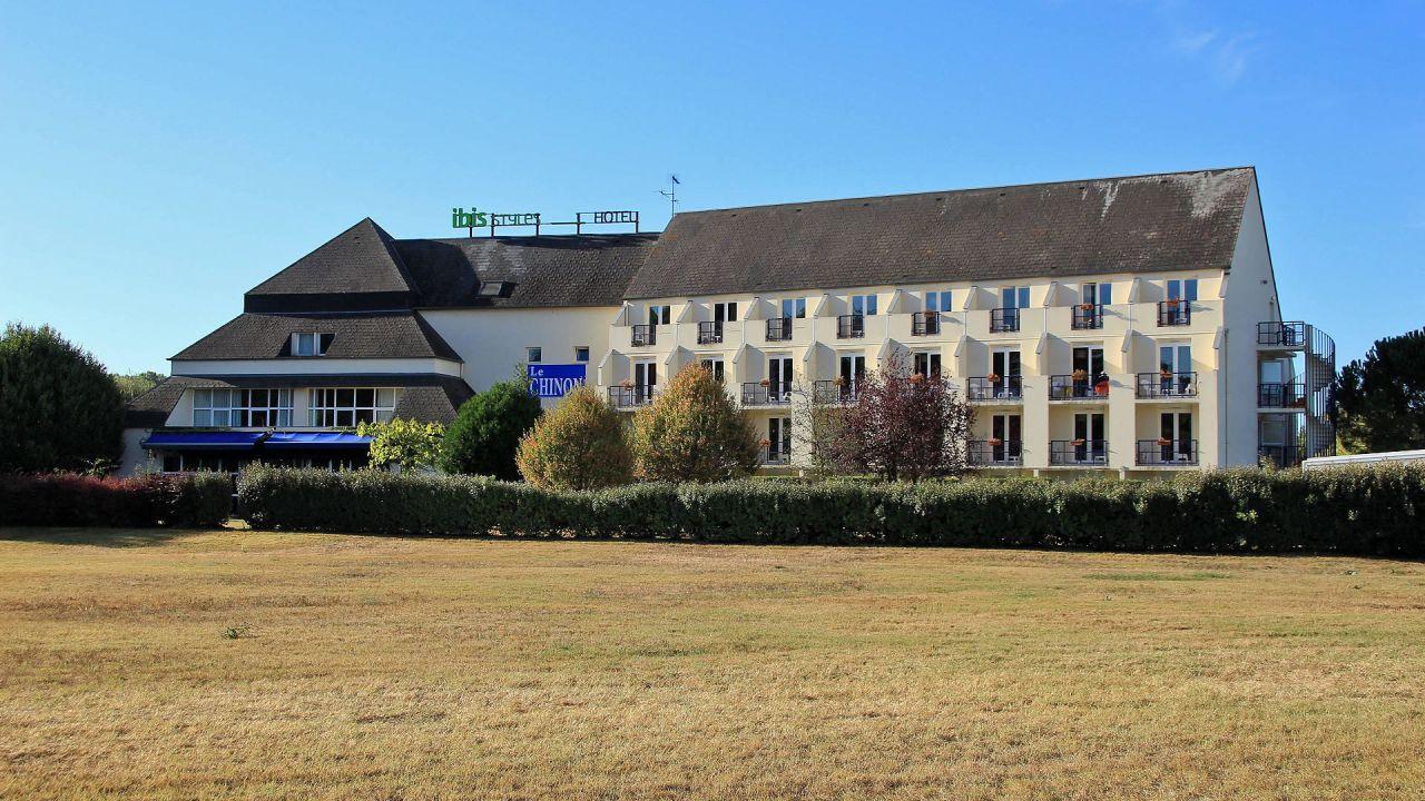 Hotel ibis Styles Chinon (Chinon) • HolidayCheck (Centre   Frankreich)