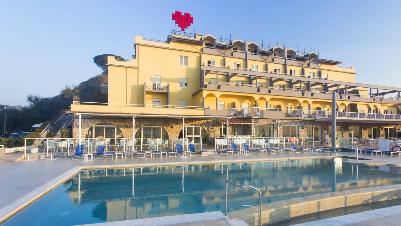 Art Hotel Gran Paradiso Sorrento