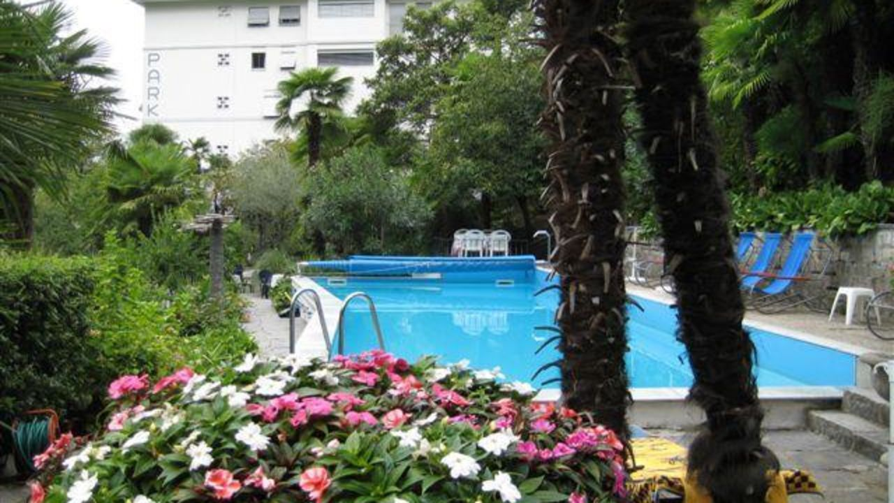Parkhotel Villa Nizza  Paradiso   U2022 Holidaycheck  Kanton