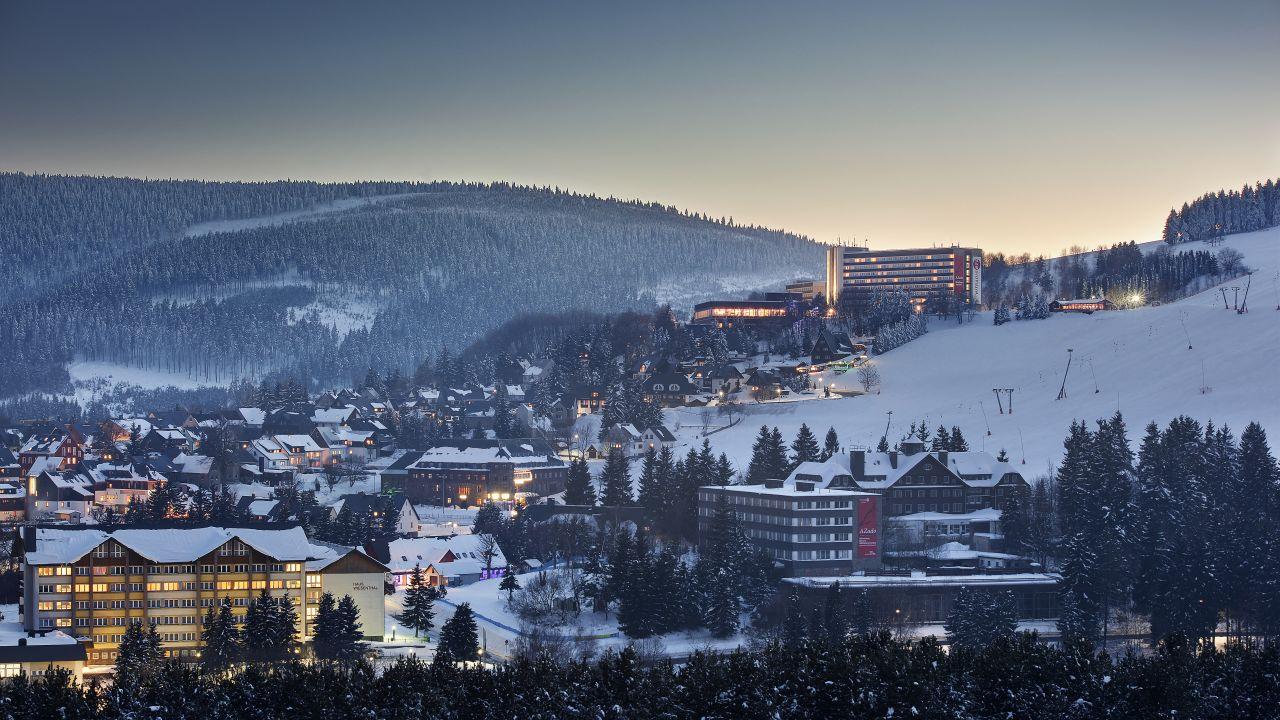 Ahorn Hotel Am Fichtelberg Oberwiesenthal Holidaycheck Sachsen