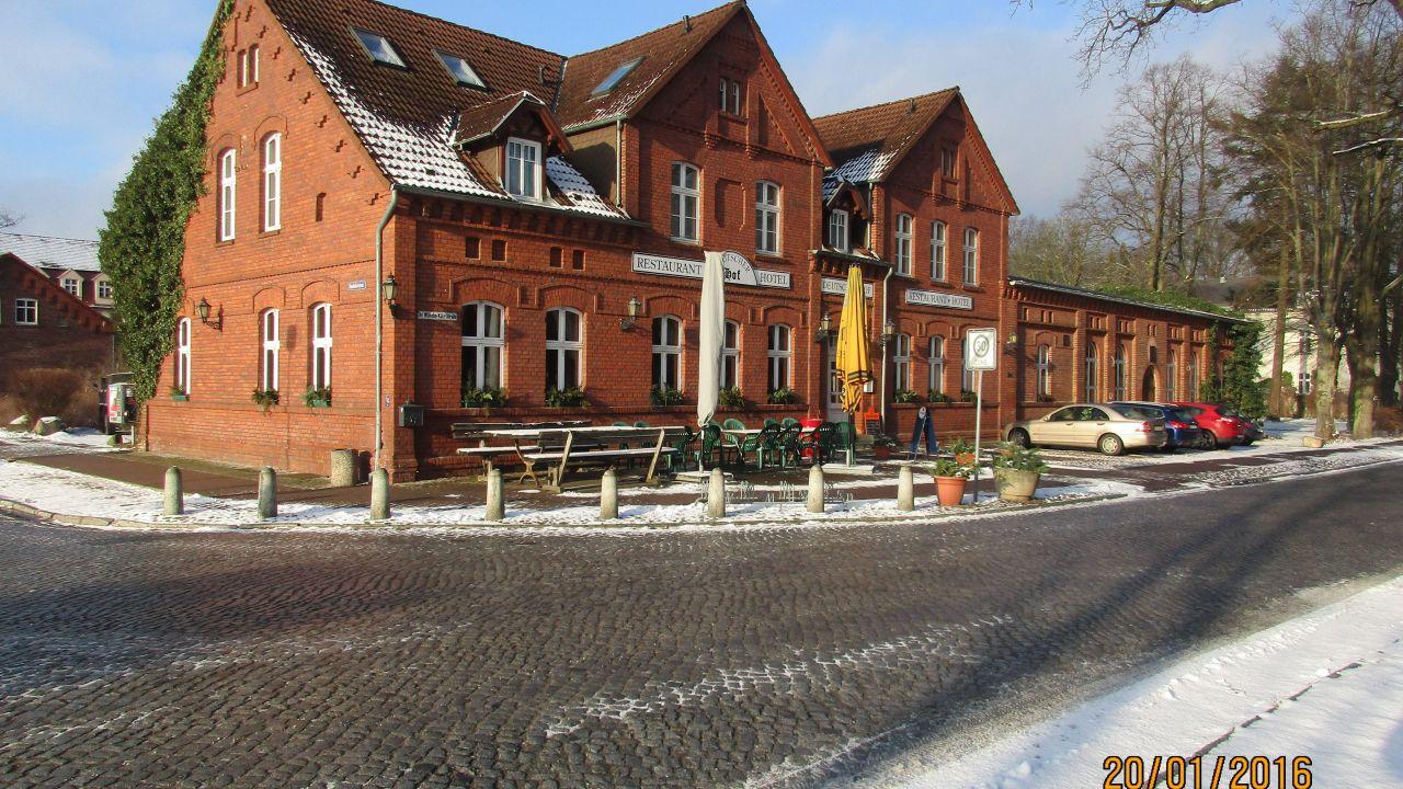 Hotel Deutscher Hof Bad Wilsnack Holidaycheck Brandenburg