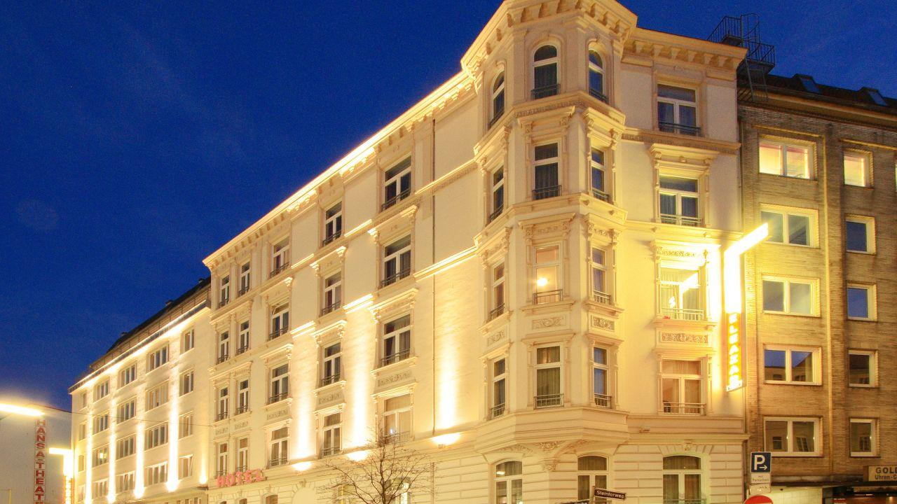 Hotel Novum Eleazar Hamburg