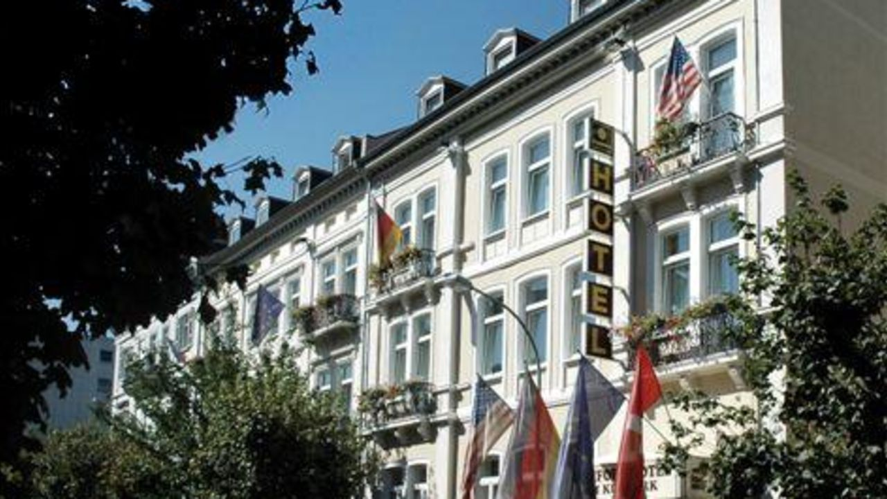 Comfort Hotel Am Kurpark Bad Homburg
