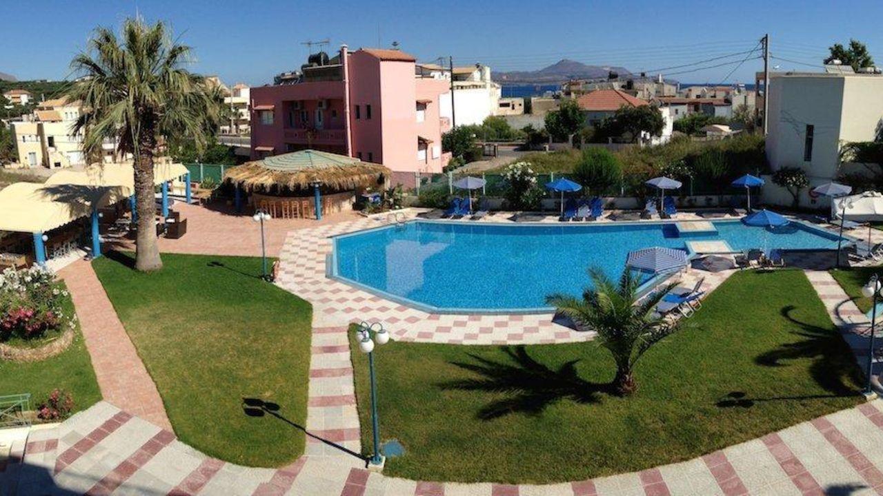 Hotel Dimitra Almirida Holidaycheck Kreta Griechenland
