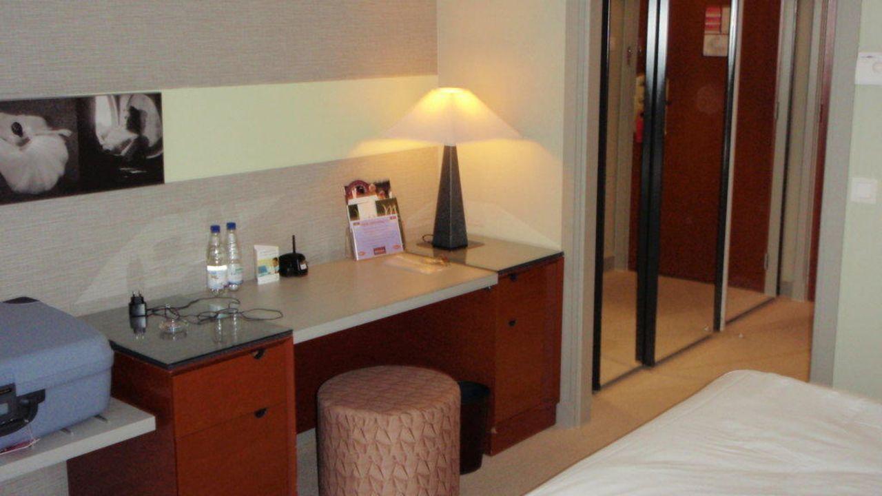 Hotel mercure paris porte de st cloud boulogne billancourt holidaycheck gro raum paris - Mercure porte de st cloud ...