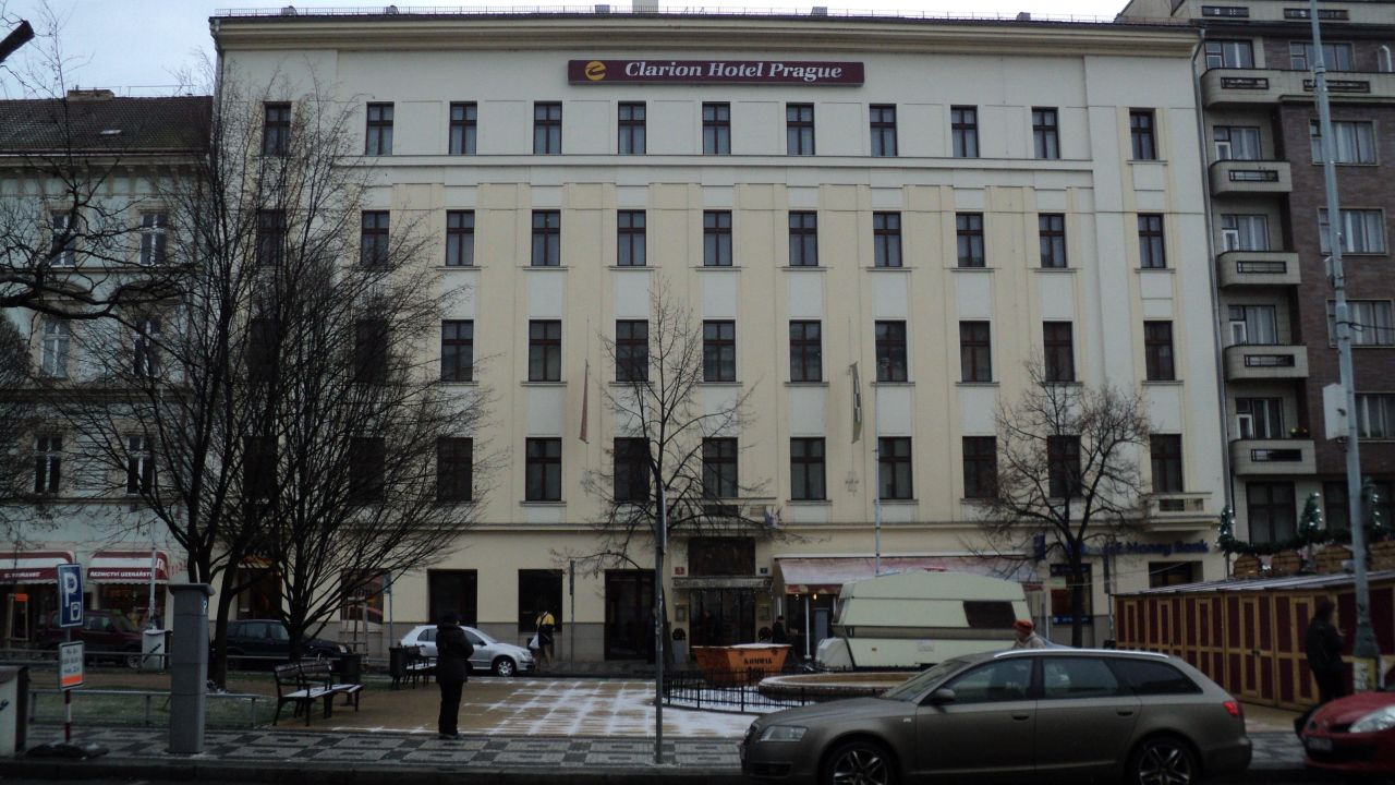 Clarion Hotel Prague City Praha  Tschechische Republik