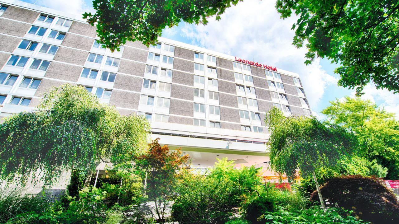 Leonardo Hotel Arabellapark Munchen