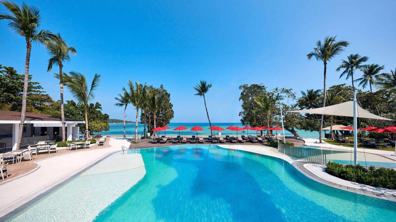 Amari Koh Samui Chaweng Beach Holidaycheck Koh Samui Thailand