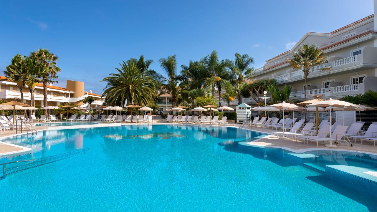 Hotel Riu Garoe Teneriffa Puerto De La Cruz
