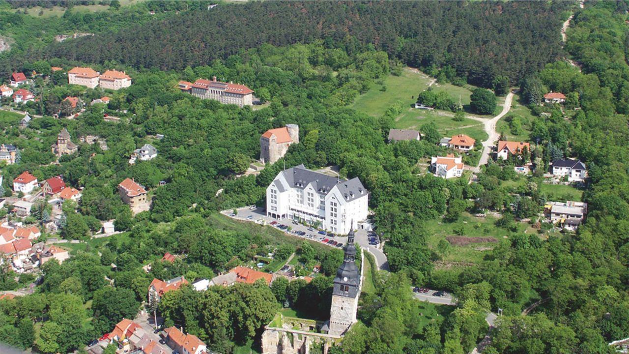 Hotel Residenz Bad Frankenhausen Am Schlachtberg
