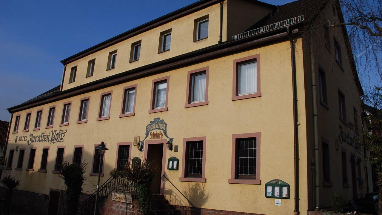 Hotelbewertungen Landhotel Zur alten Post in Lohr am Main
