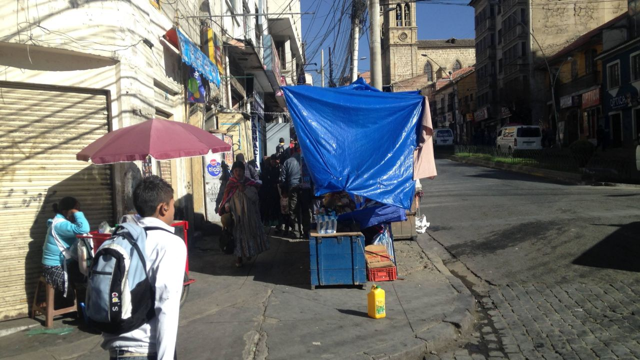 reisewarnung bolivien