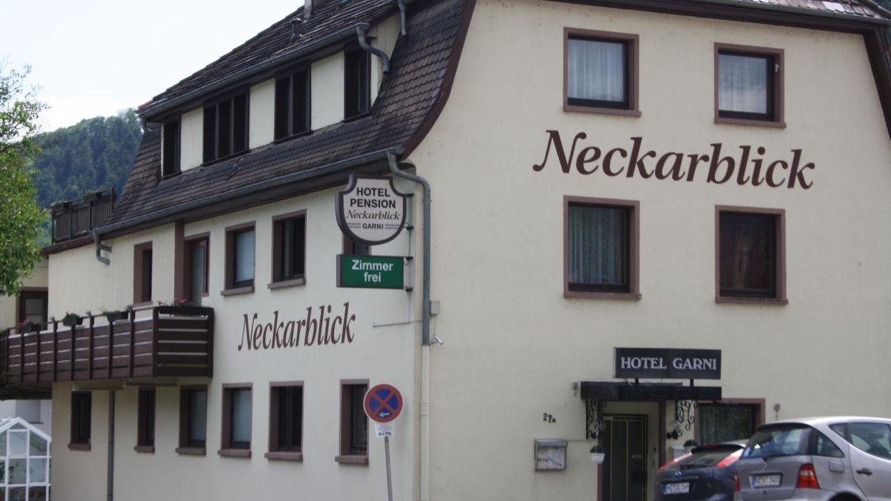 Hotel Neckarblick Garni Neckarsteinach