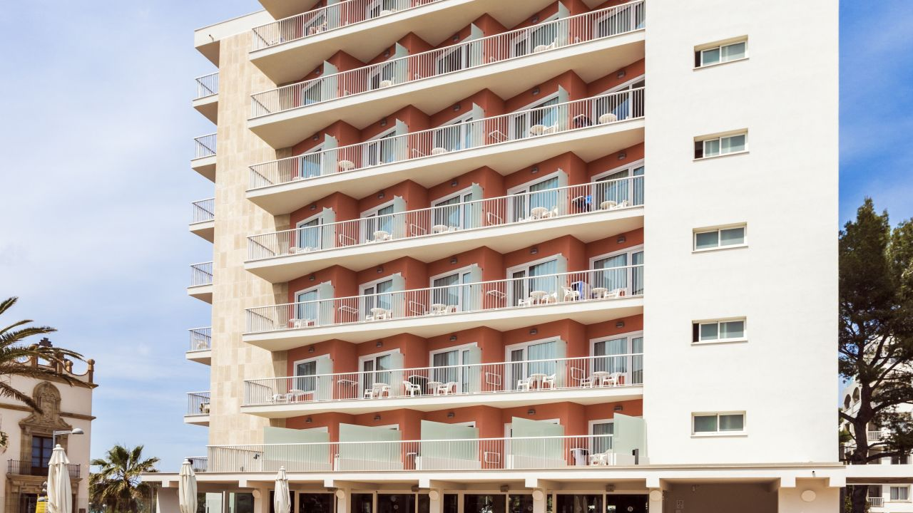 Hotel Appartements Leman Playa De Palma Mallorca