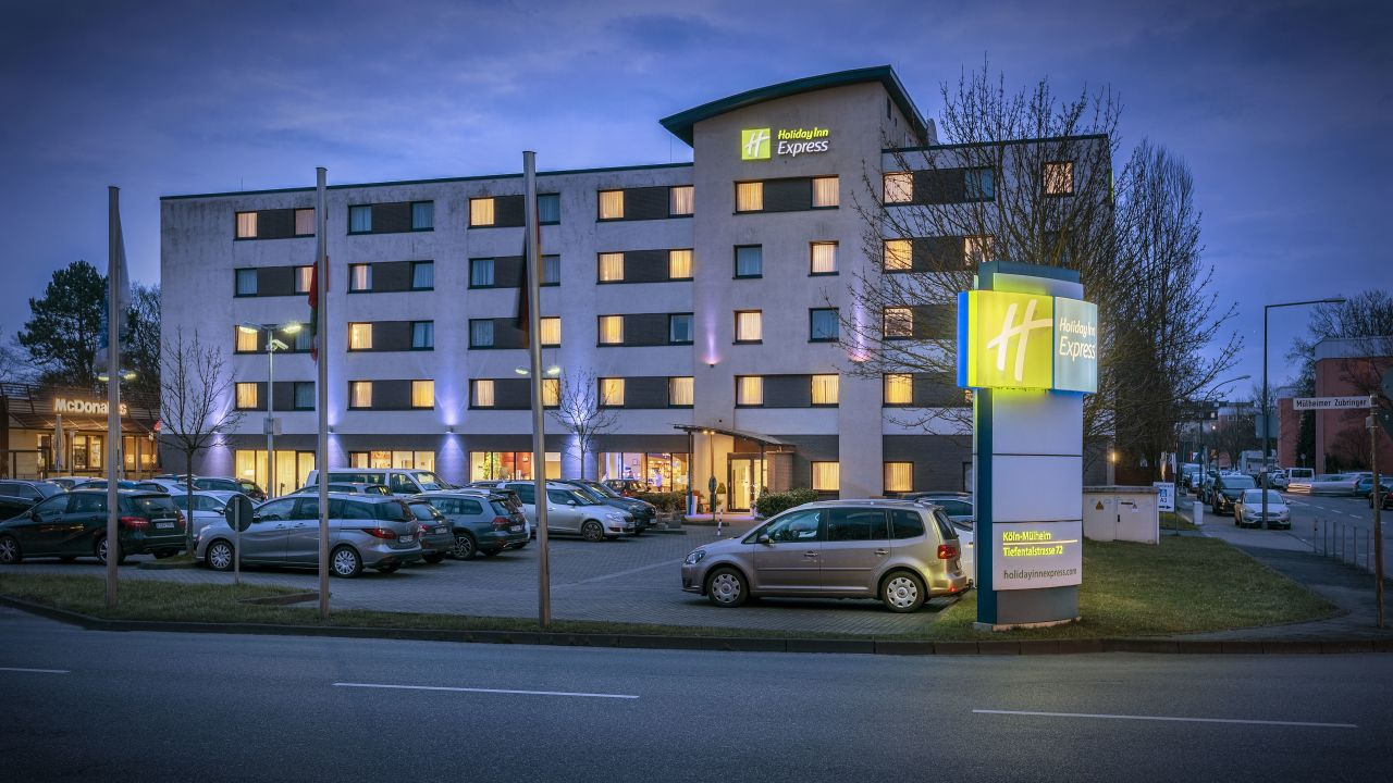 Köln Holiday Inn