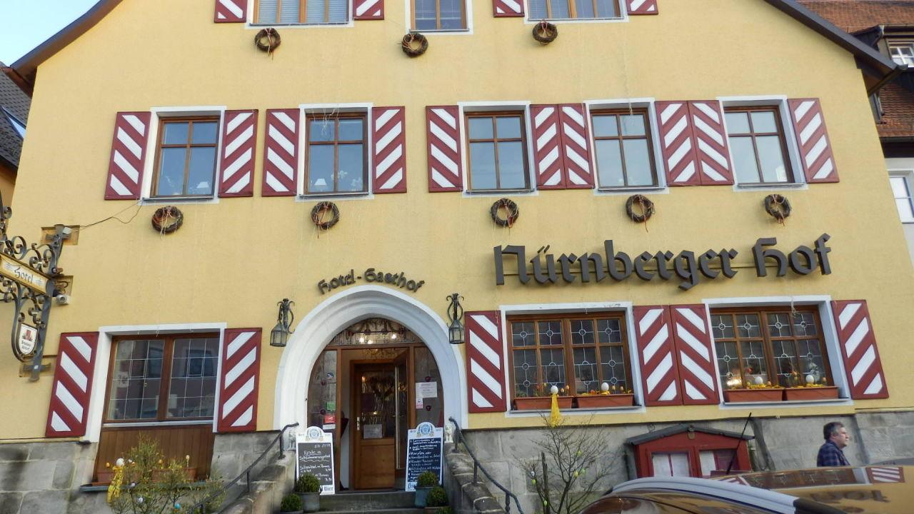 Nurnberger Hof Altdorf Bei Nurnberg Holidaycheck Bayern