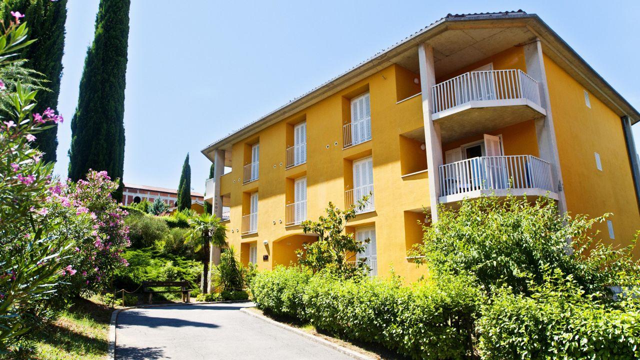 Hotel San Simon Dependancen (Izola) • HolidayCheck (Obalno-kraška ...