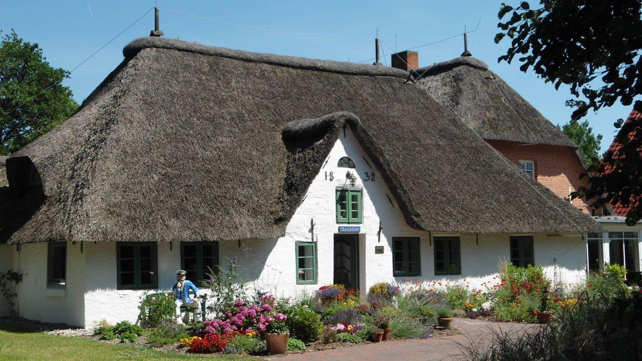 Kathmeyer S Landhaus Godewind St Peter Ording Holidaycheck Schleswig Holstein Deutschland