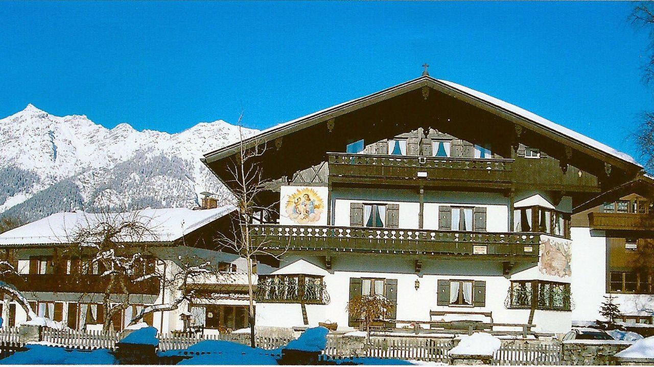 Gästehaus Zufriedenheit Garmisch Partenkirchen