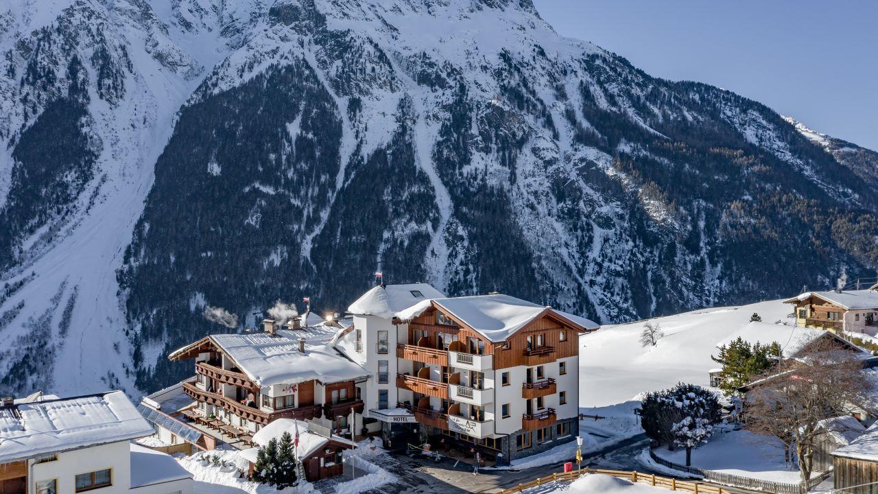 tztal / Slden: Single-Skiurlaub - Skireisen fr - Pia und Dirk