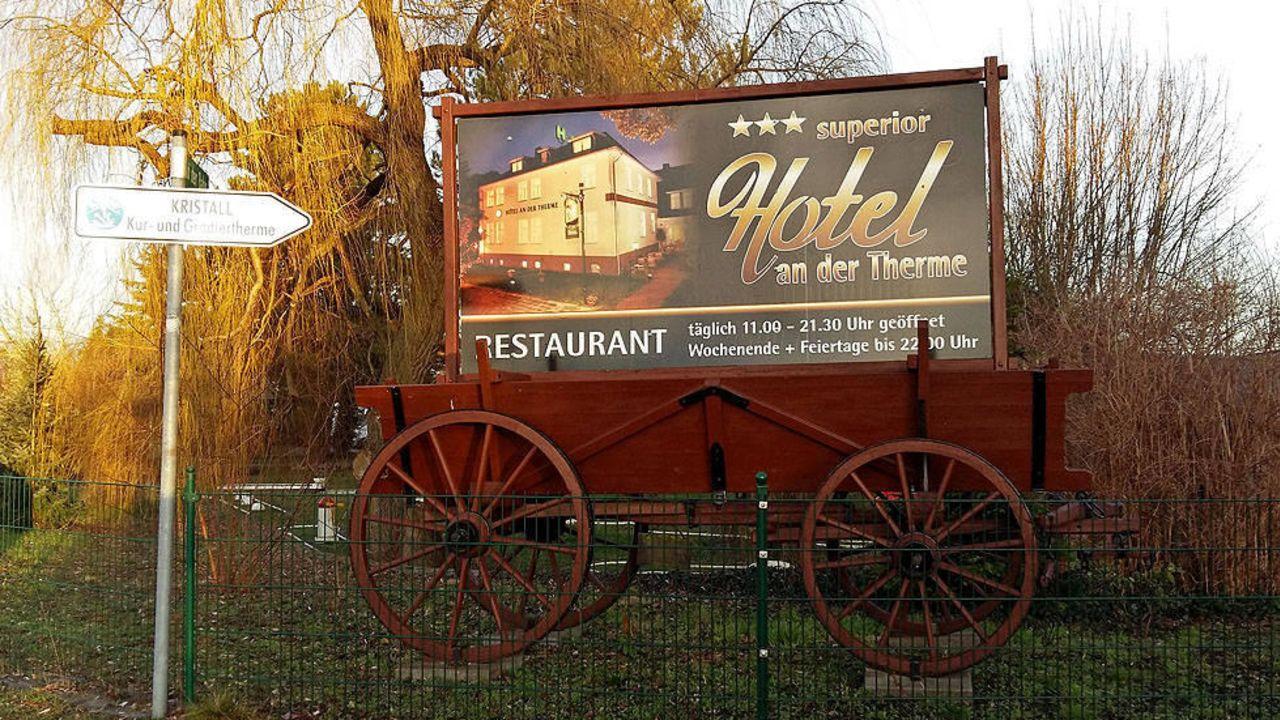 Hotel An Der Therme Bad Wilsnack Holidaycheck Brandenburg