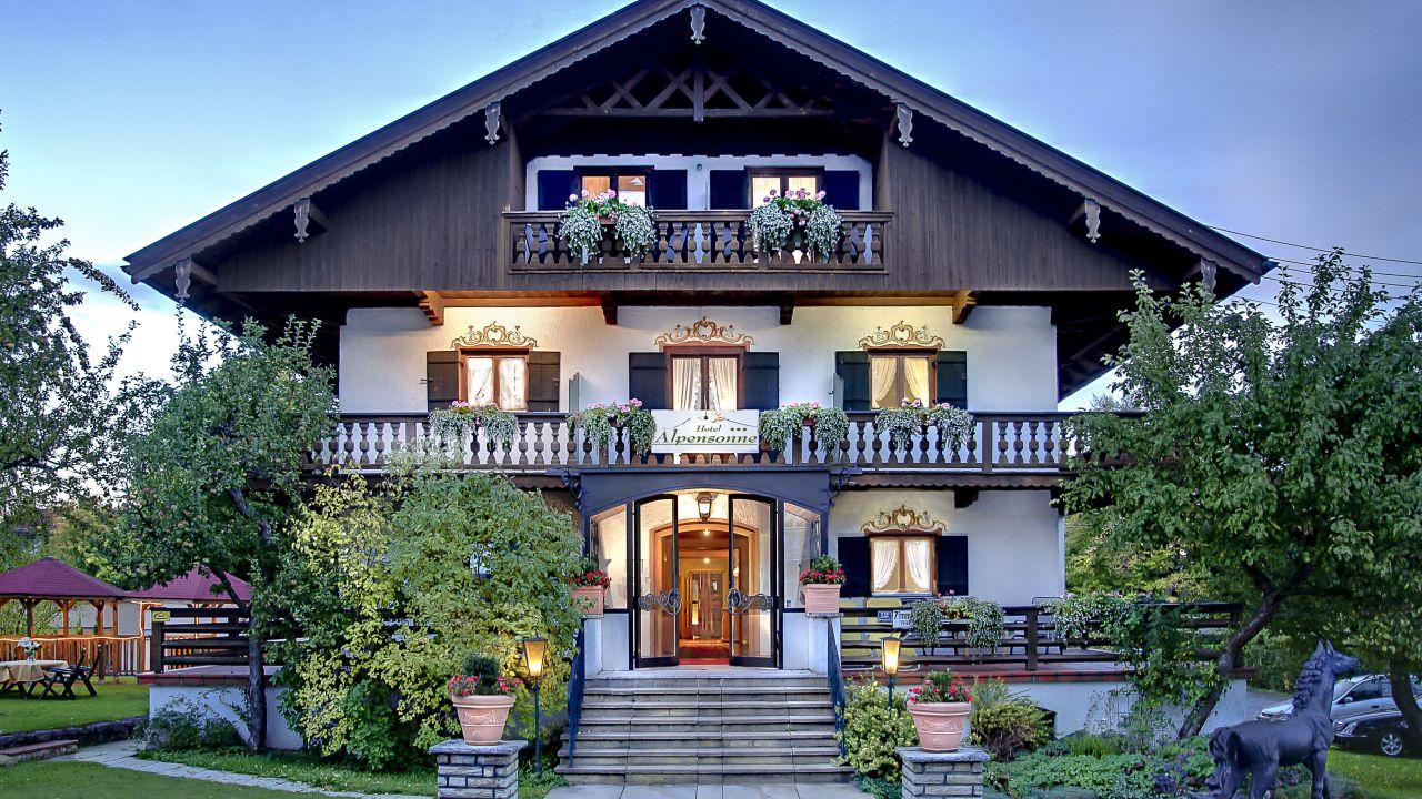 Hotel Alpensonne Bad
