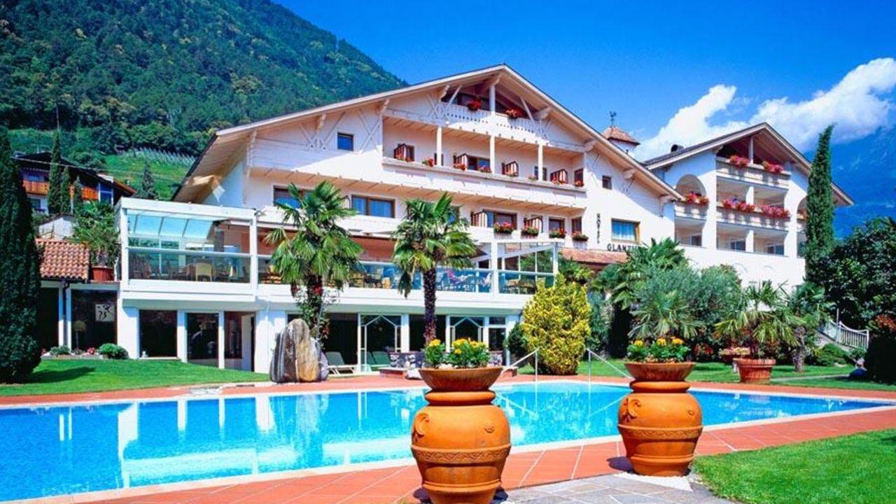 Hotel Glanzhof Marling Italien
