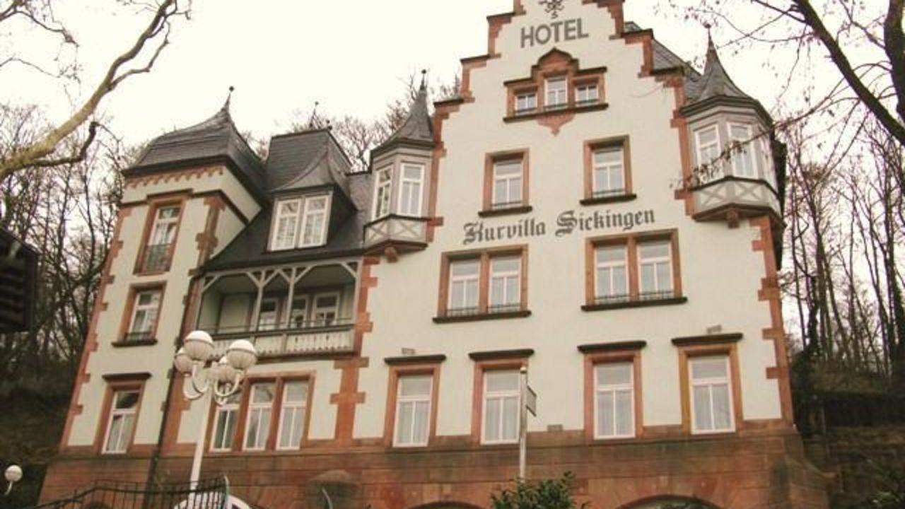 Hotel Kurvilla Sickingen (Landstuhl) • HolidayCheck (Rheinland-Pfalz ...
