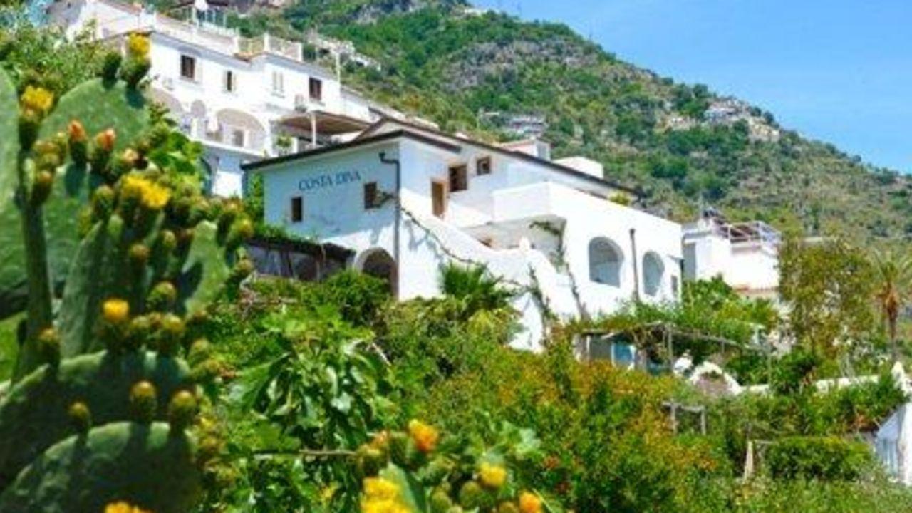 Locanda costa diva praiano holidaycheck kampanien for Costa diva