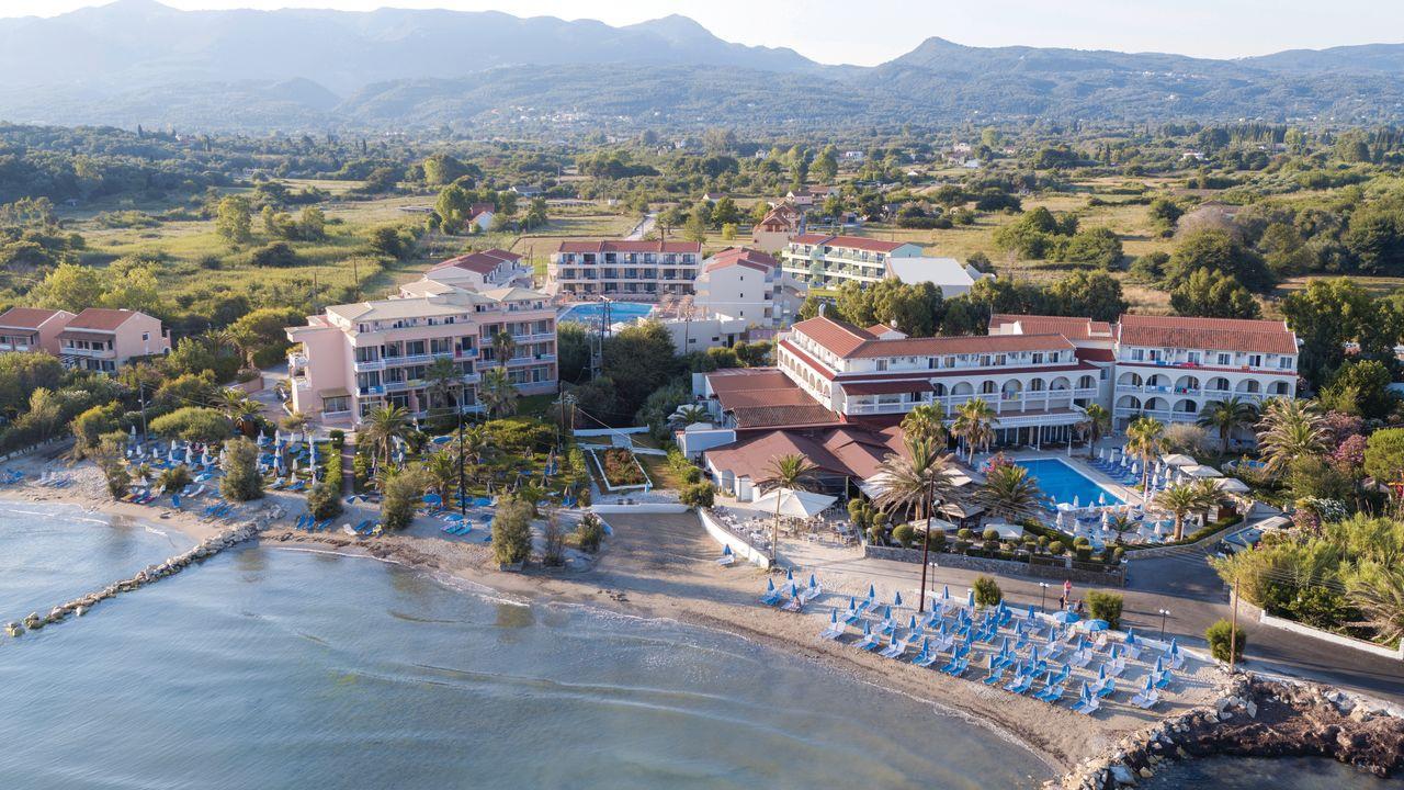 Hotel angela beach roda holidaycheck korfu for Top hotels griechenland