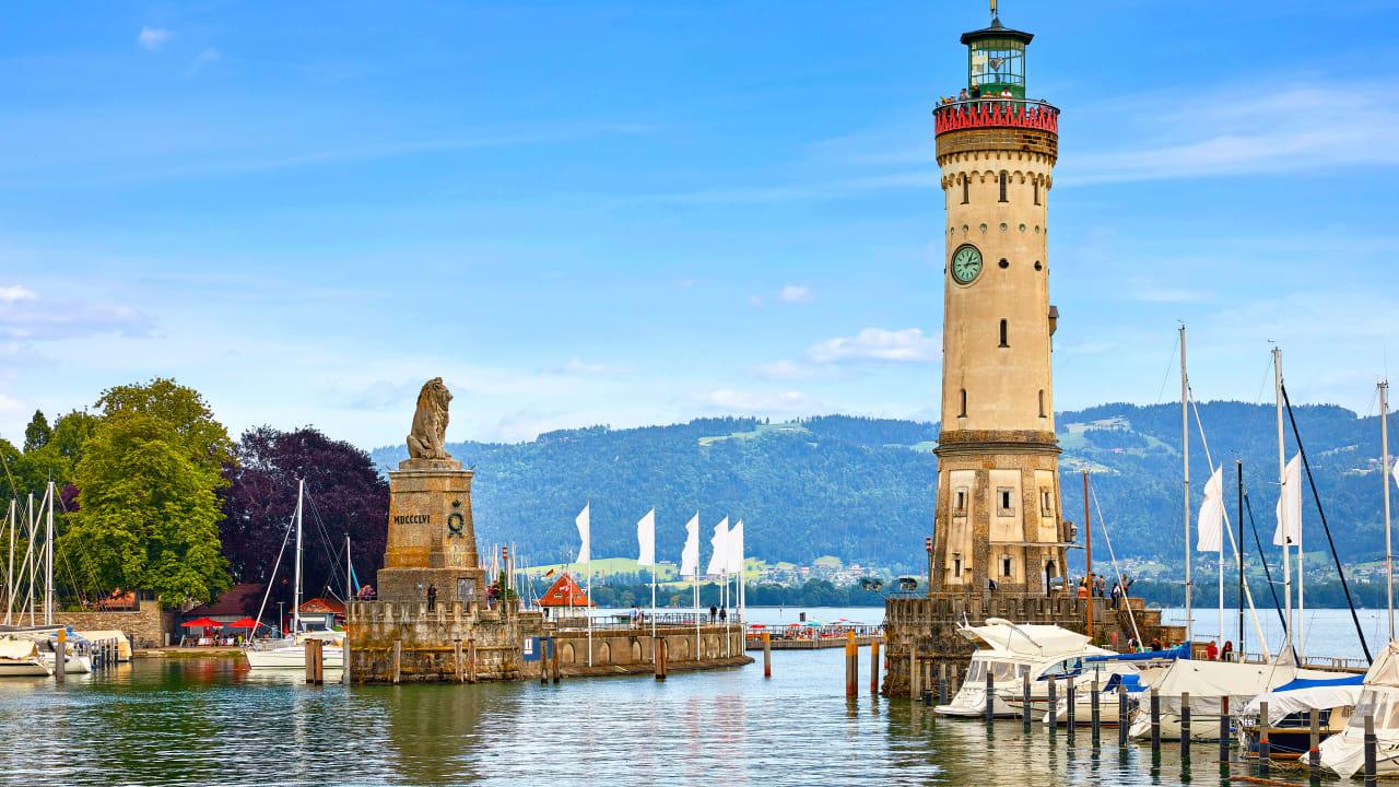 Lindau, Bodensee, Deutschland