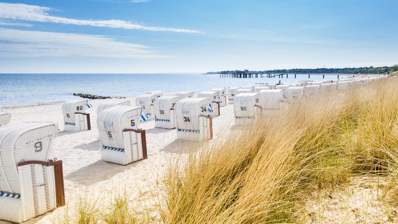 Timmendorfer Strand, Ostsee, Deutschland