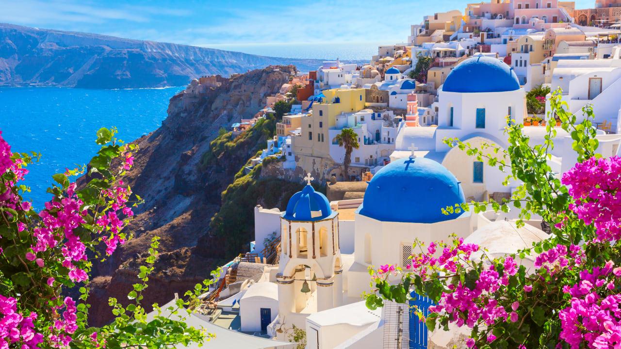 Oia, Santorini, Griechenland
