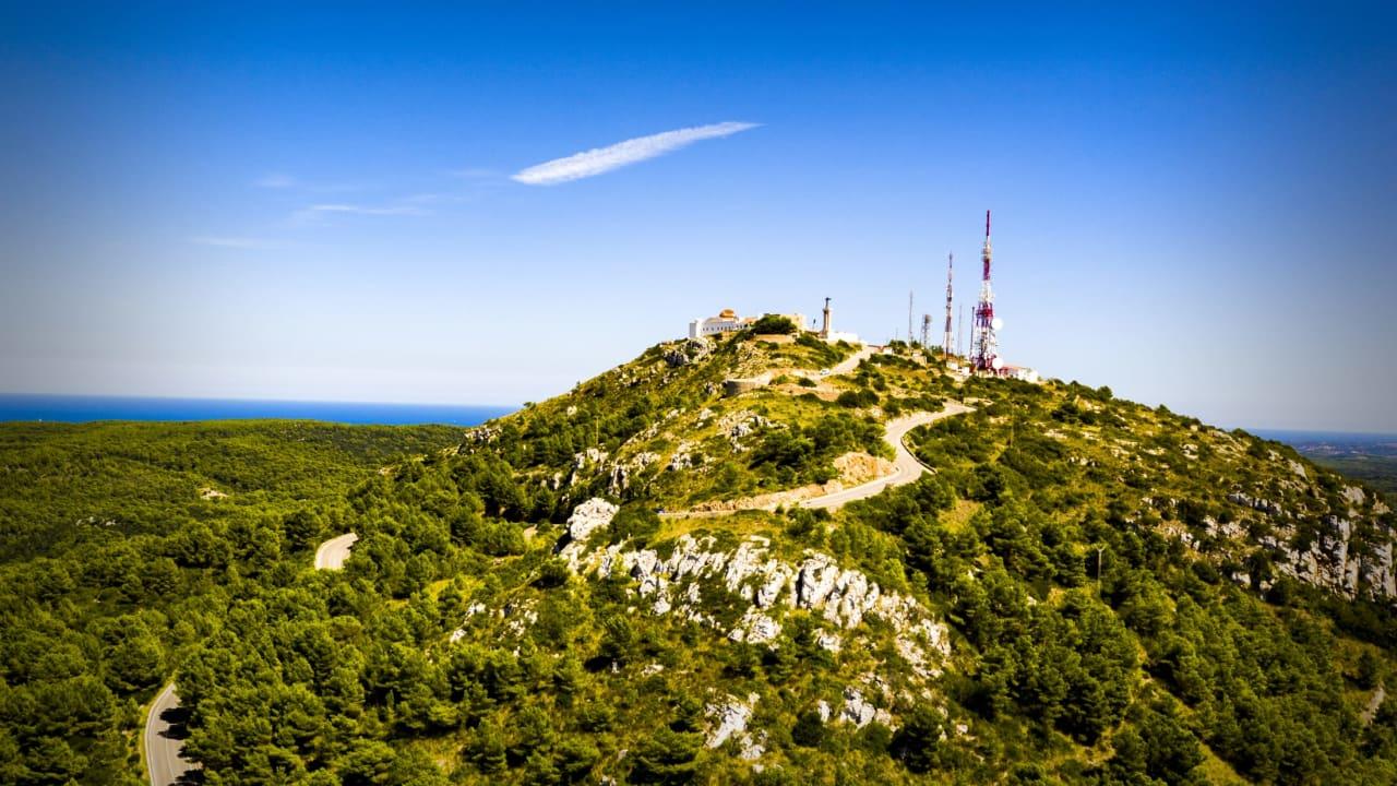 Monte Toro, Menorca, Spanien